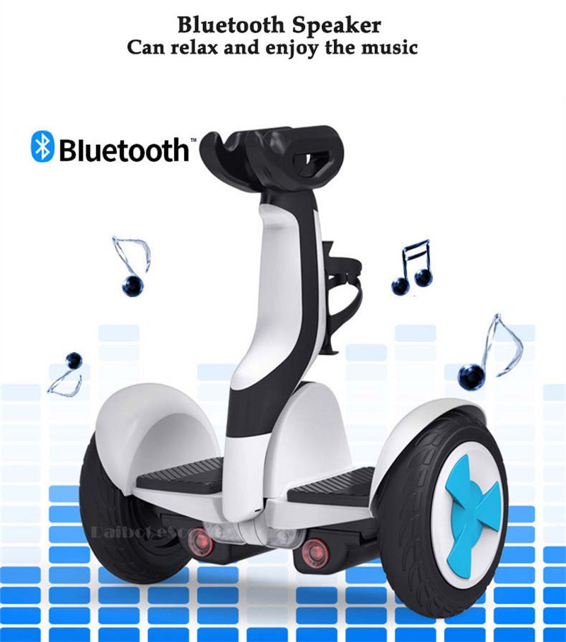 Daibot Electric Scooter Adults Two Wheels Self Balancing Scooters 10 Inch 54V 700W Smart Balance Hoverboard With BluetoothAPP (31)
