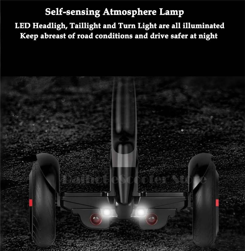 Daibot Electric Scooter Adults Two Wheels Self Balancing Scooters 10 Inch 54V 700W Smart Balance Hoverboard With BluetoothAPP (15)