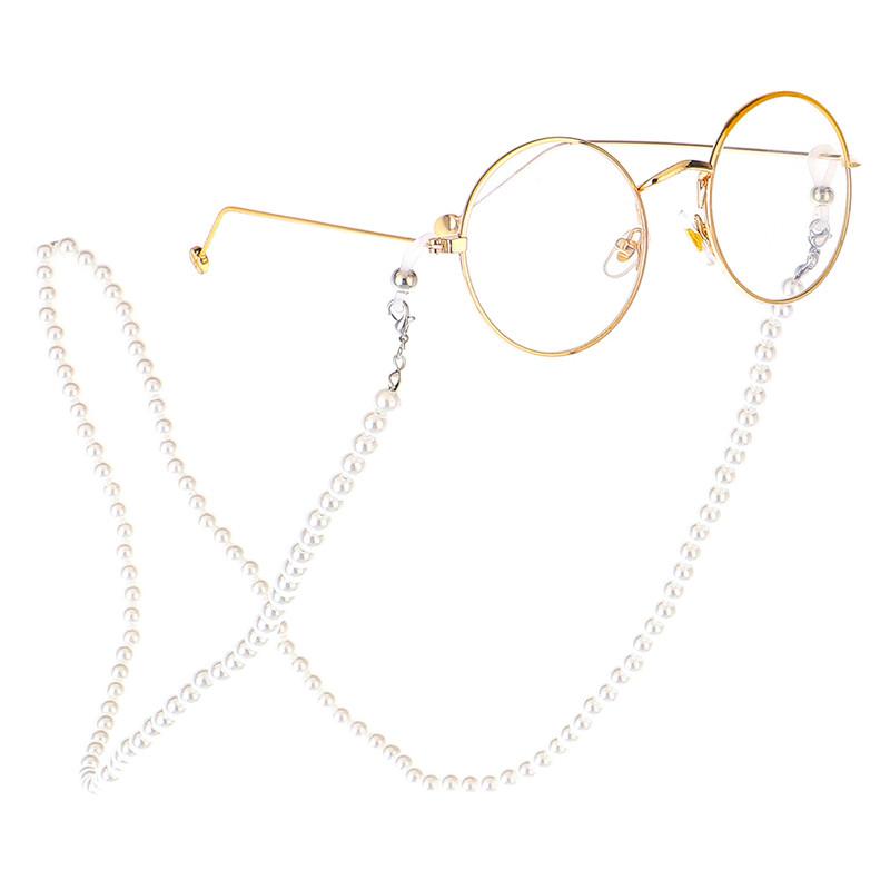 Einstellbare Brillen Cord Glas-Halter-Schnur-Seil Ketten Halsband Schnur-Seil-Band Anti Slip Brillen Cord