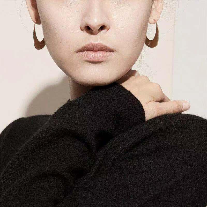 Legenstar New Female Earrings Color or Metal Alloy Jewelry Earrings Declaration Form 2019