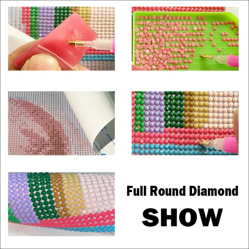 Round show