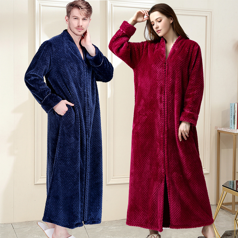 Robe De Chambre Grande Taille Peignoir Femme Pas Cher Robe De Chambre Coton Femme Jusqu à 55