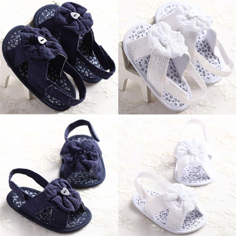 Summer Baby Girl Sandals Toddler Baby Flower Princess Cotton Fabric Sandals Girls Kid Shoes NDA84L25 (10)