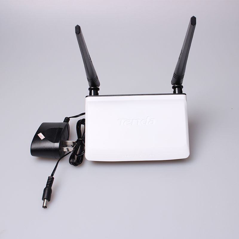 Russian Version Wireless WIFI Router WI-FI Repeater Booster Extender Home Network 802.11 b/g/n RJ45 4 Ports Tenda WI FI 300Mbps
