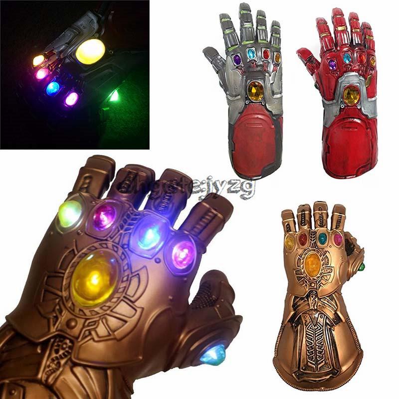The Avengers Thanos Handschuh Cosplay Kostüm Gauntlet Spielzeug Jungen Geschenk