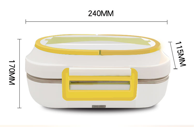 Electric lunch box stainless steel lunch box25