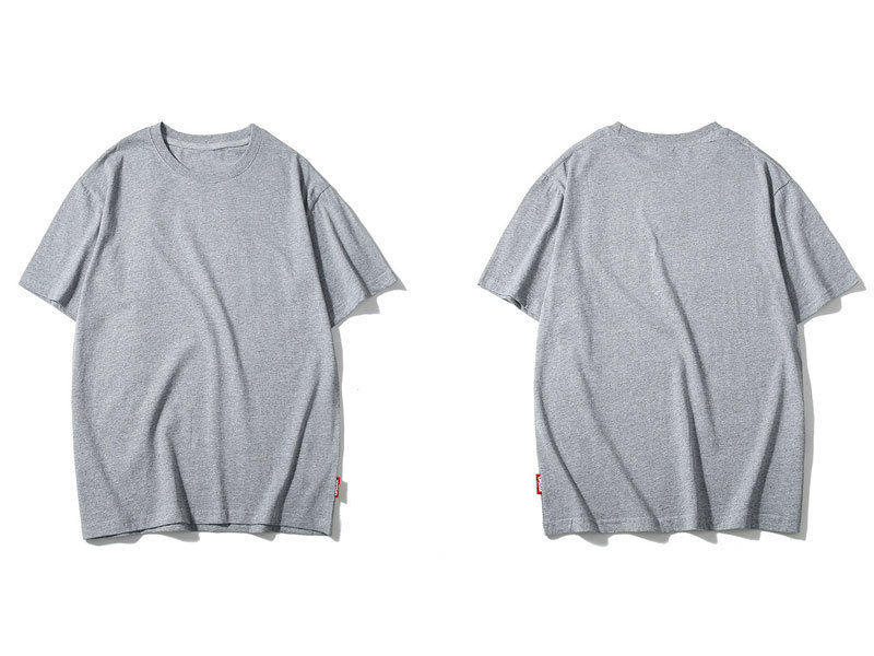 Casual Cotton Solid Tshirts 10