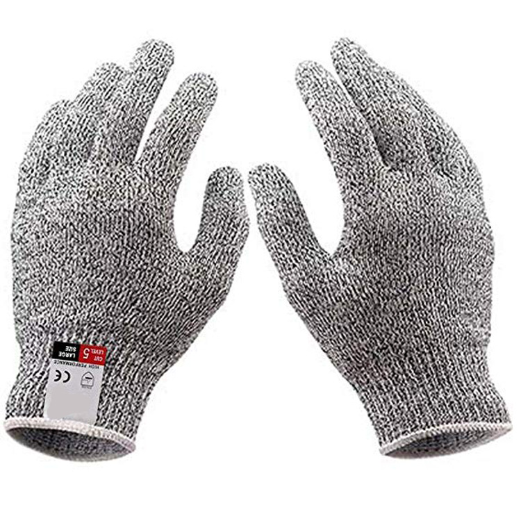 Handschuhe Metzgerei Schnittfest Schnittschutz Stufe 5 Küche Sicherheit Verkauf