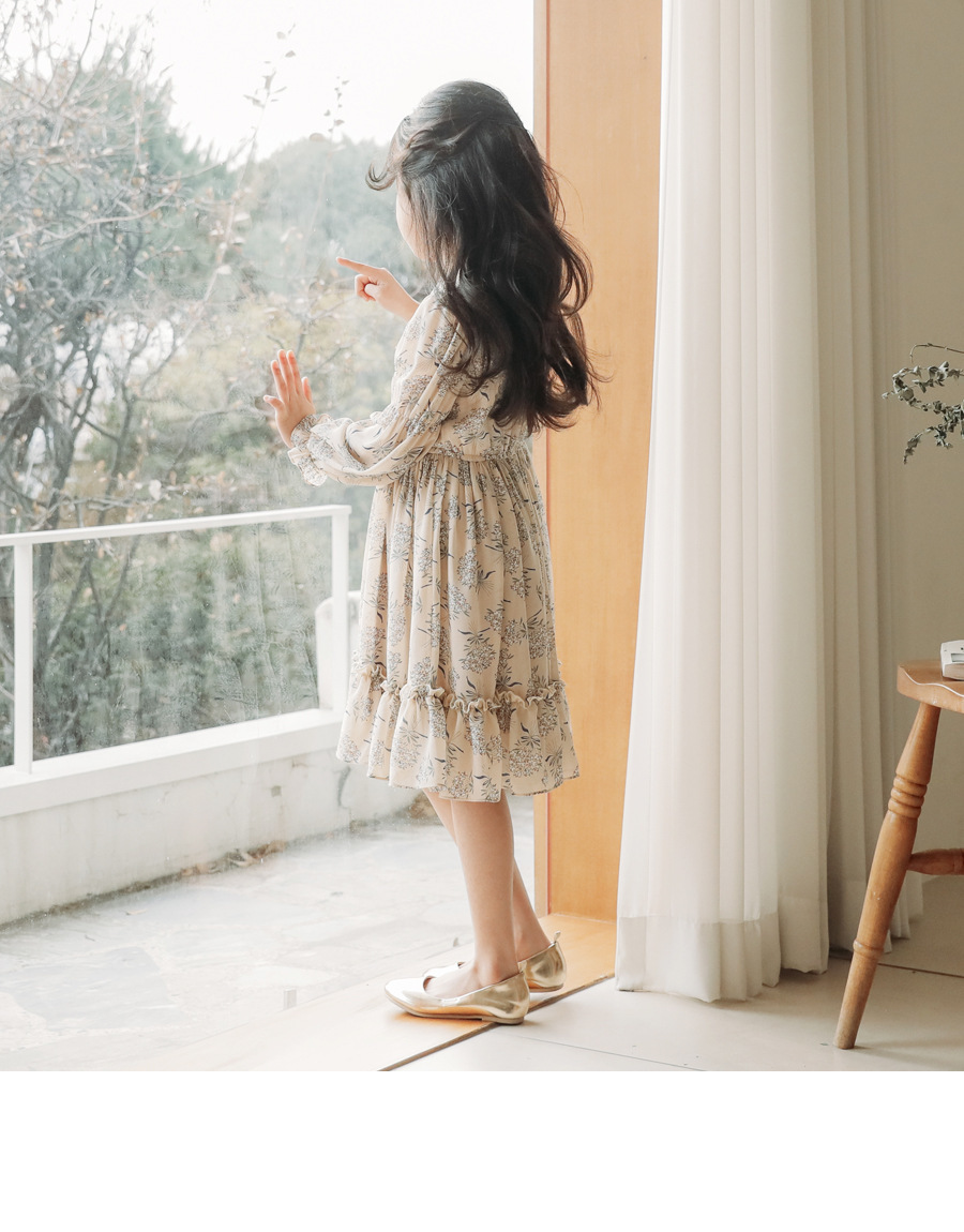 chiffon floral pattern dresses for girls of 12 10 11 14 2 4 6 years old High Quality children dresses 8 year long sleeve clothes 5 7 9 13 15 16 Years little teenage girls spring dresses for girls children girl spring dress (6)