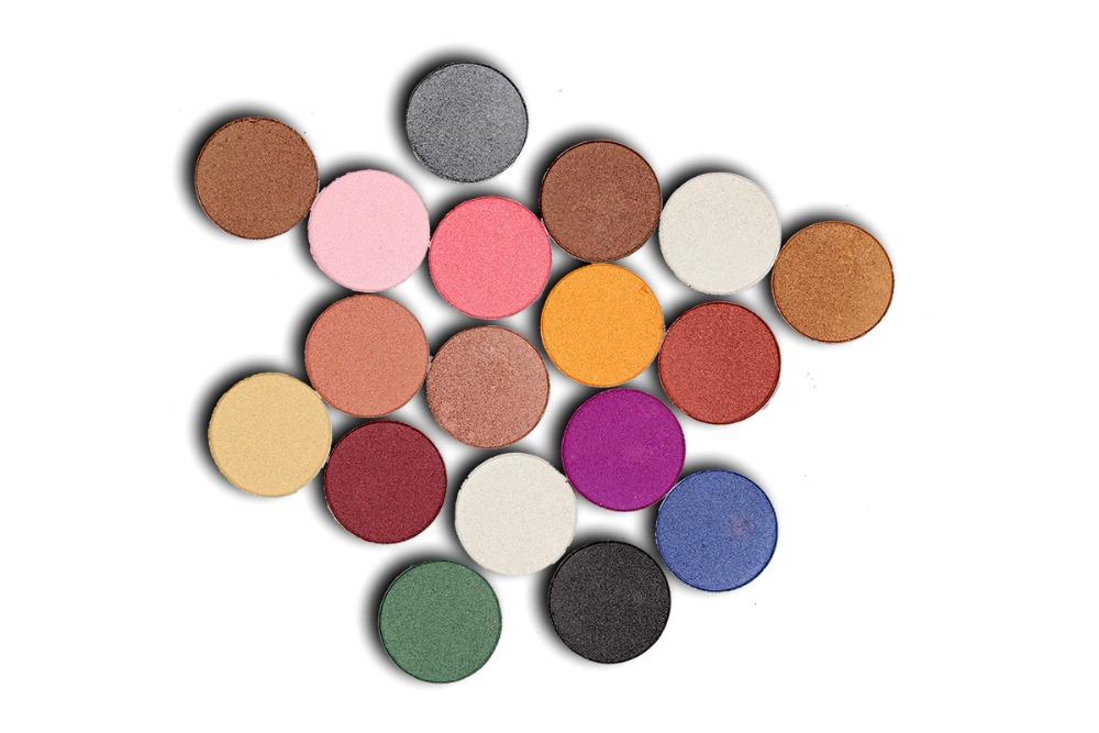 Shimmer Matte Eyeshadow Palette Waterproof Long Lasting Warm Pink Purple Green Natural Fashion Best Price Eye Shadow Powder Tray