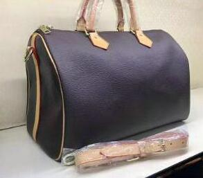 Women messenger bag Fashion bags women bag Designer Shoulder Bags Lady Totes handbags Speedy 35cm With Shoulder Strap, 30cm