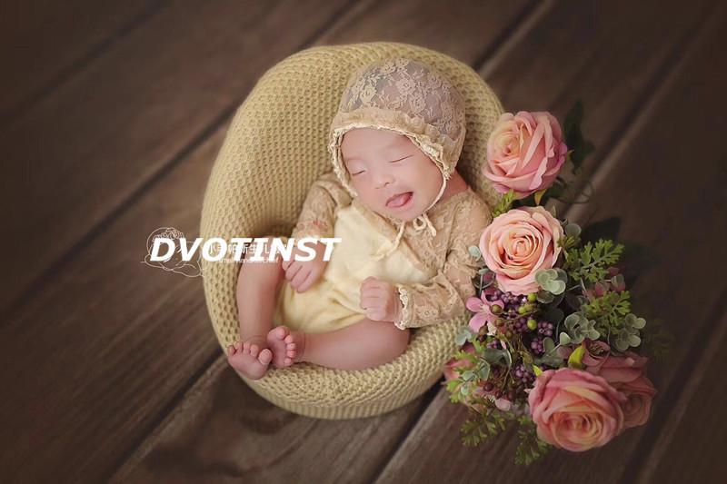 Dvotinst Newborn Baby Photography Posing Mini Sofa Chair Decoration Fotografia Accessories Infantil Studio Shooting Props J190522