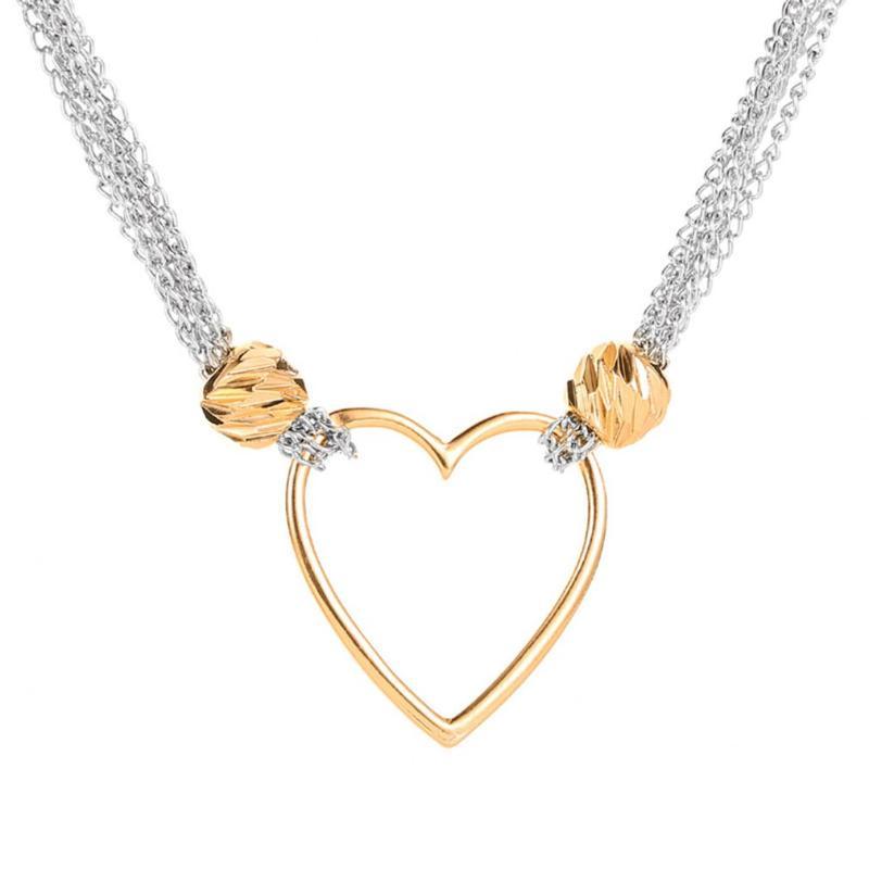 Women/'s Collar Black Necklace Love Heart Choker Simple Girl Elegant Jewelry New
