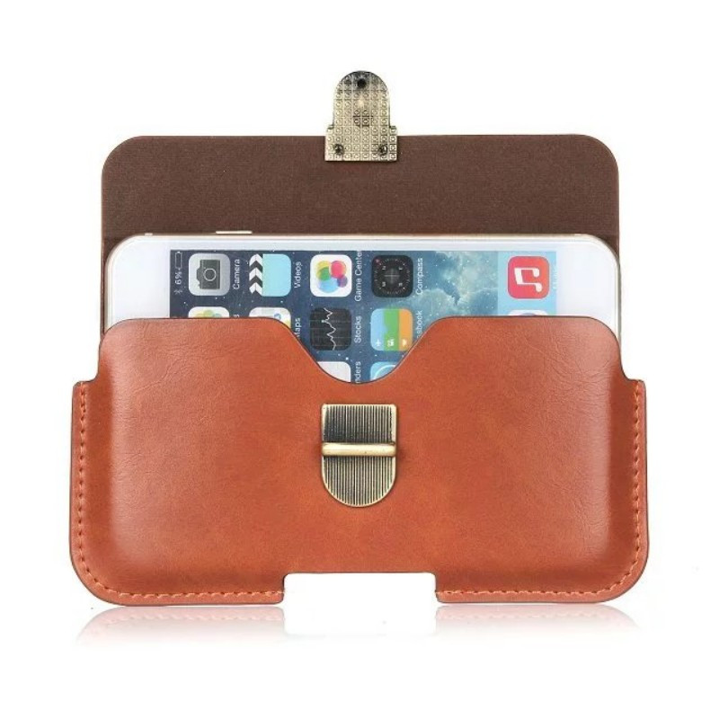Genuine Leather Pouch Case (13)