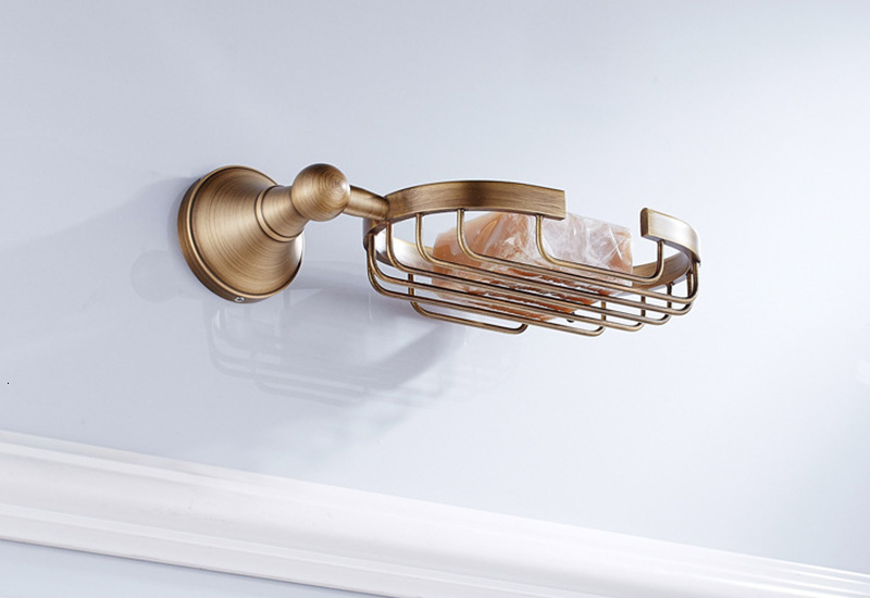 bronze soap basket 2