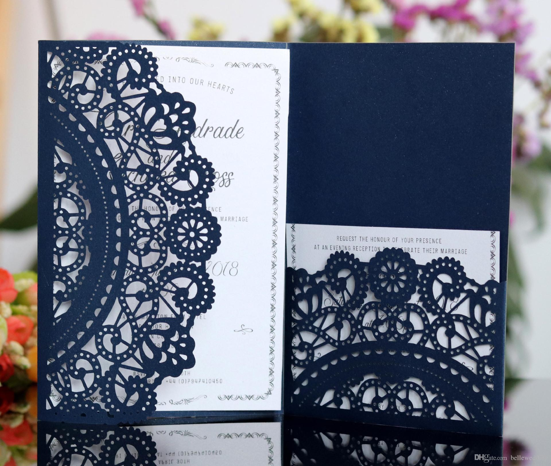 Wholesale Wedding Invitations in Wedding & Party Supplies - Buy Cheap Wedding  Invitations from China best Wholesalers | DHgate.com