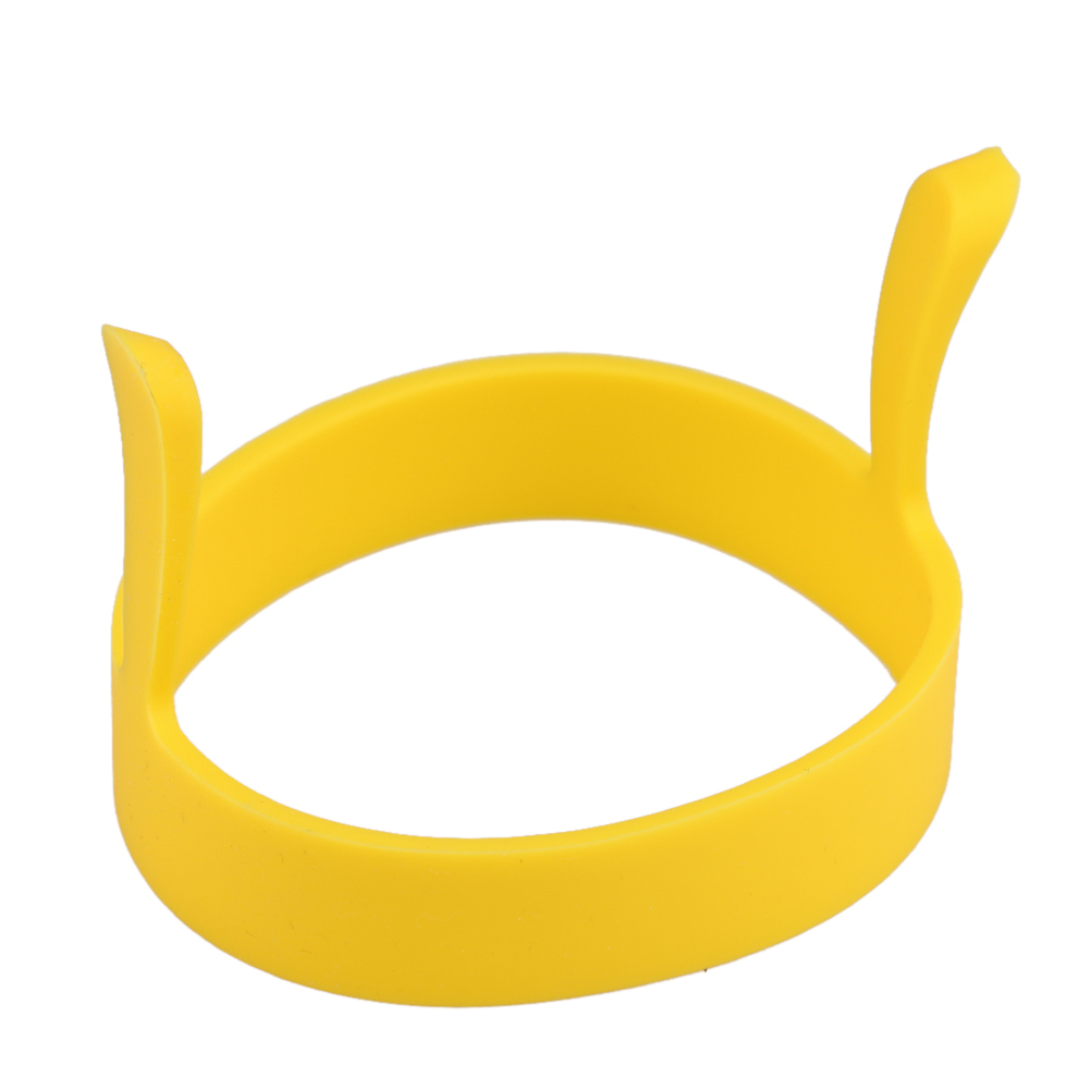 Silicone Fried Egg Pancake Ring Portable Round Shaper Eggs Mould For Cooking Breakfast Frying Pan Oven Kitchen Gadgets