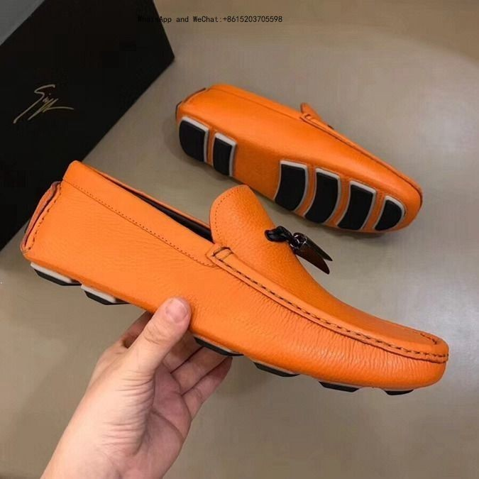 2019 New Men's Wear Best-selling Shoes, High Quality Fashion Brand High-end Trend Size black and white men dress