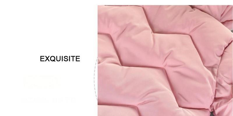 CROAL CHERIE 60-100cm Baby Winter Girls Boys Clothes Warm Fleece Velvet Newborn Baby Romper Infant Costume Pink Sky Blue (4)