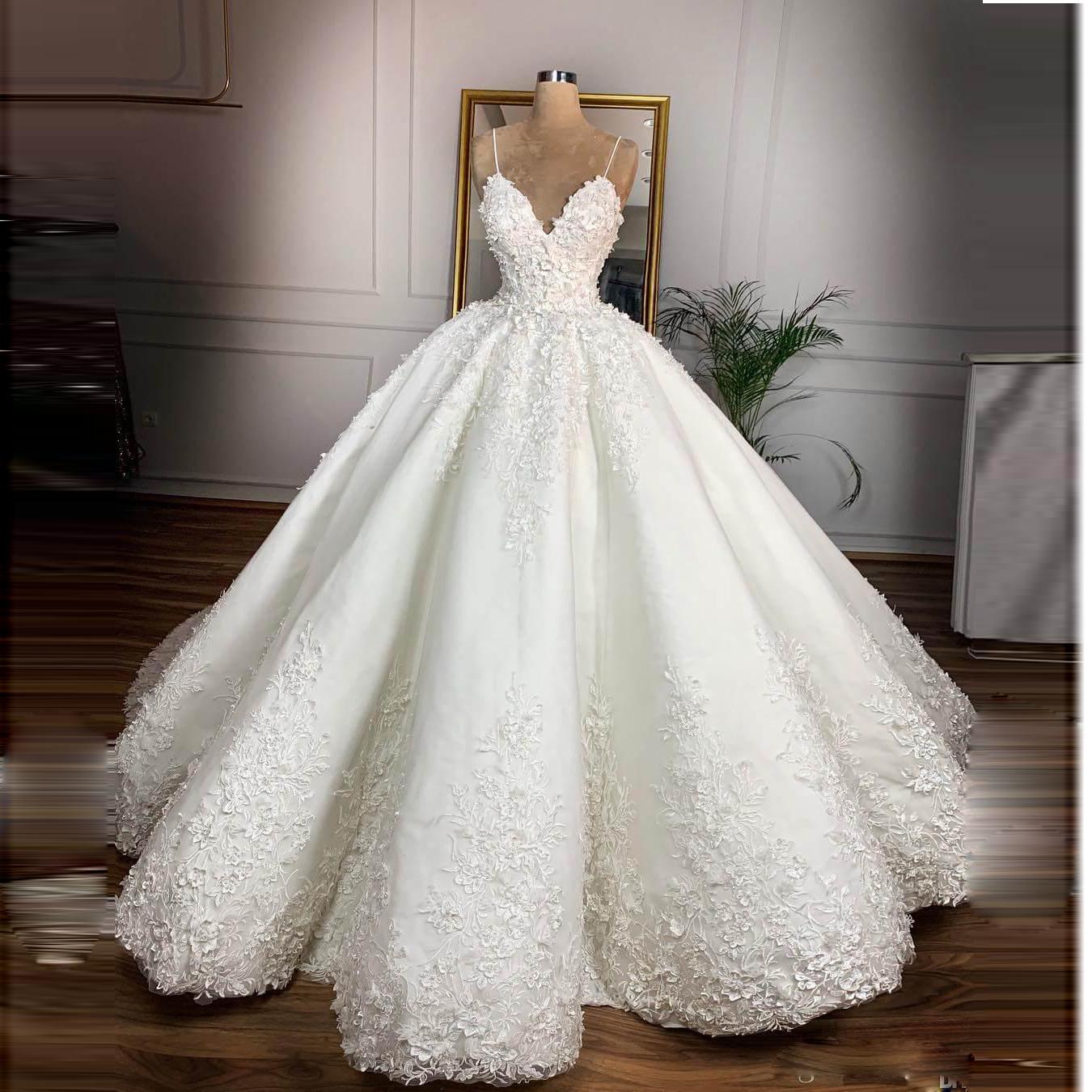 Vestiti Da Sposa Fantastici.Sconto Cinturino Spaghetti Sexy Vestito Noiva 2020 Cinturino