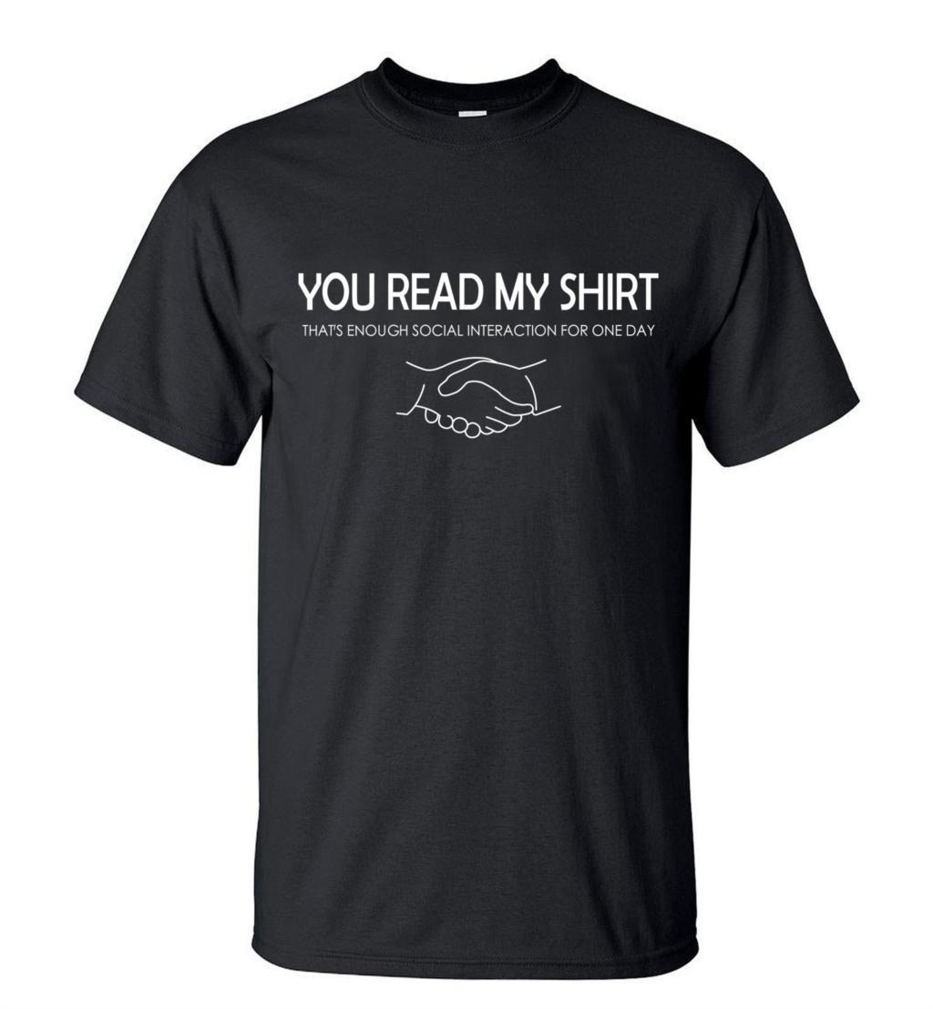 Funny TShirts You ReadMyShirt That