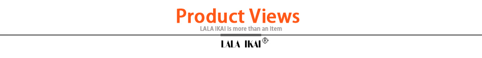 LALA IKAI Product views