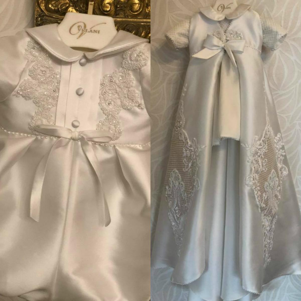 baby taufkleider spitze kurzarm satin taufe heilige erstkommunion kleider  kleinkinder für baby mädchen trottie nursling kleid