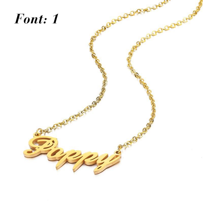 fashion custom necklace