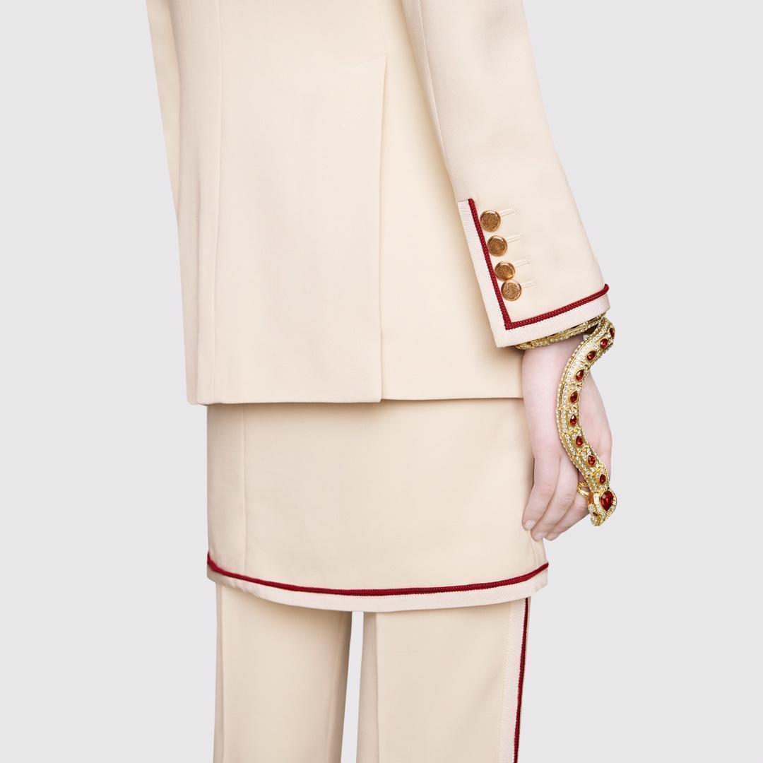 блейзер платье Марка женщины блейзеры костюм с одной кнопкой знаменитости черные женщины куртка пальто рабочая одежда повседневная костюм блейзеры женщины clothes7