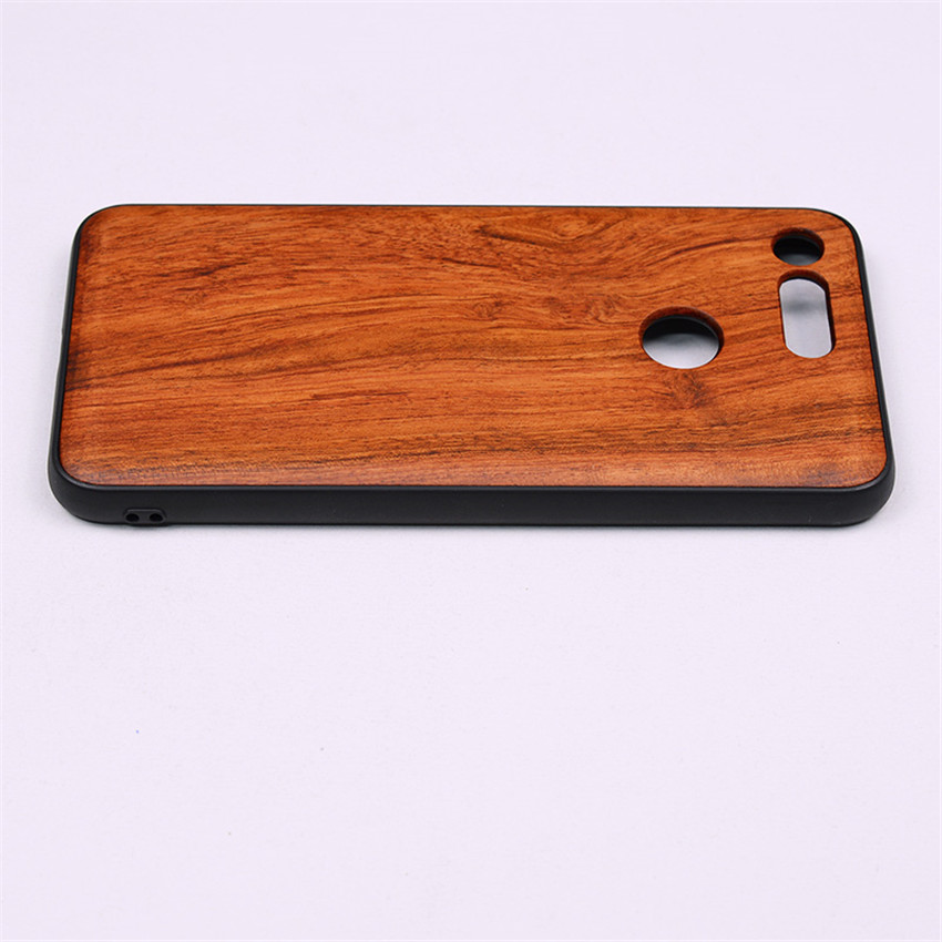 BOOGIC Original Wood Phone Case For Huawei Honor View 20 V20 V10 Wood +TPU Cover For Honor 8x Play 10 Ultra-Thin Wooden Coque (17)
