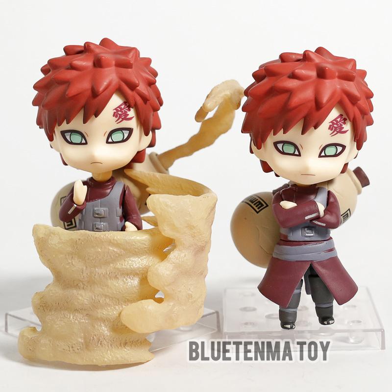 Nendoroid Anime Naruto Gaara Naruto Shippuden Toy Action Figure Collection Model Toys