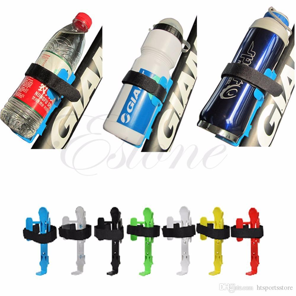 Bike Water Bottle Cage Holder Bicycle Bottle Adjustable Drink Water Bottle Rack