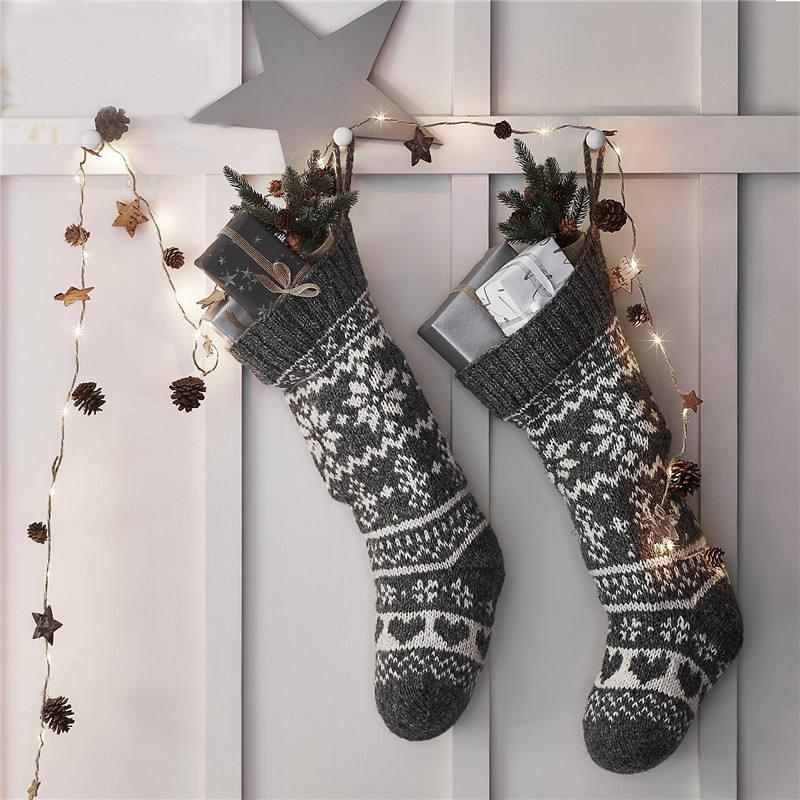 Nuove decorazioni natalizie la casa 2m 20led String Lights Pine Cono Bell Ghirlanda di Natale Ornamenti Navidad Noel Capodanno Decor Y19061103