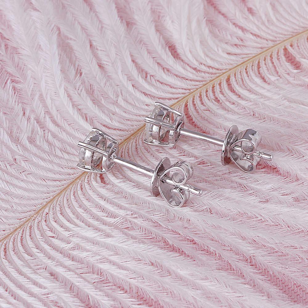 moissanite earring stud (5)