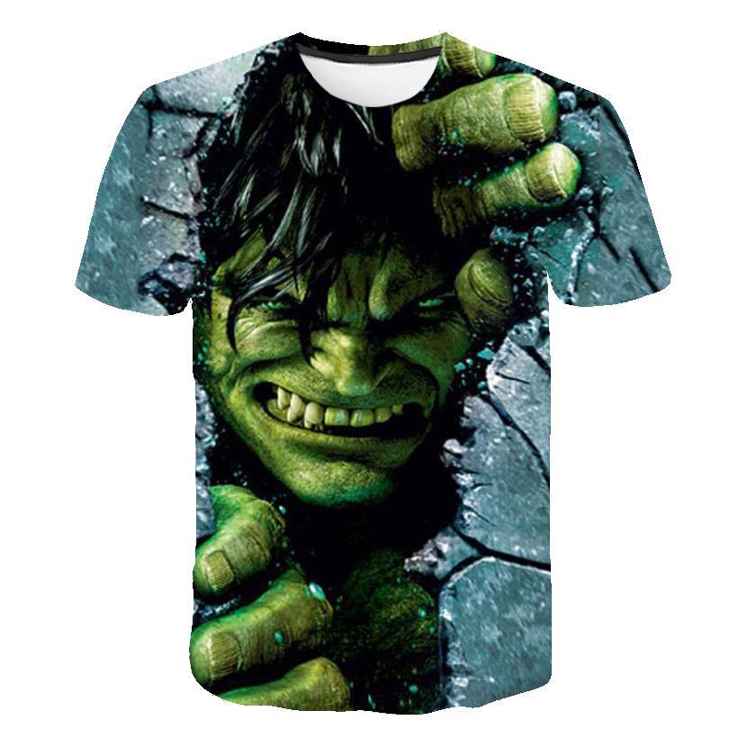 Por Atacado Superman T Shirts Men Compre Baratos Superman T