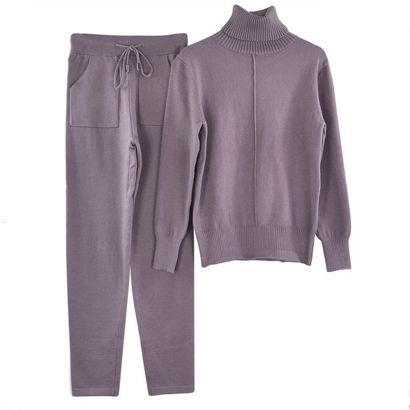 lined knit suit COLOR (3)