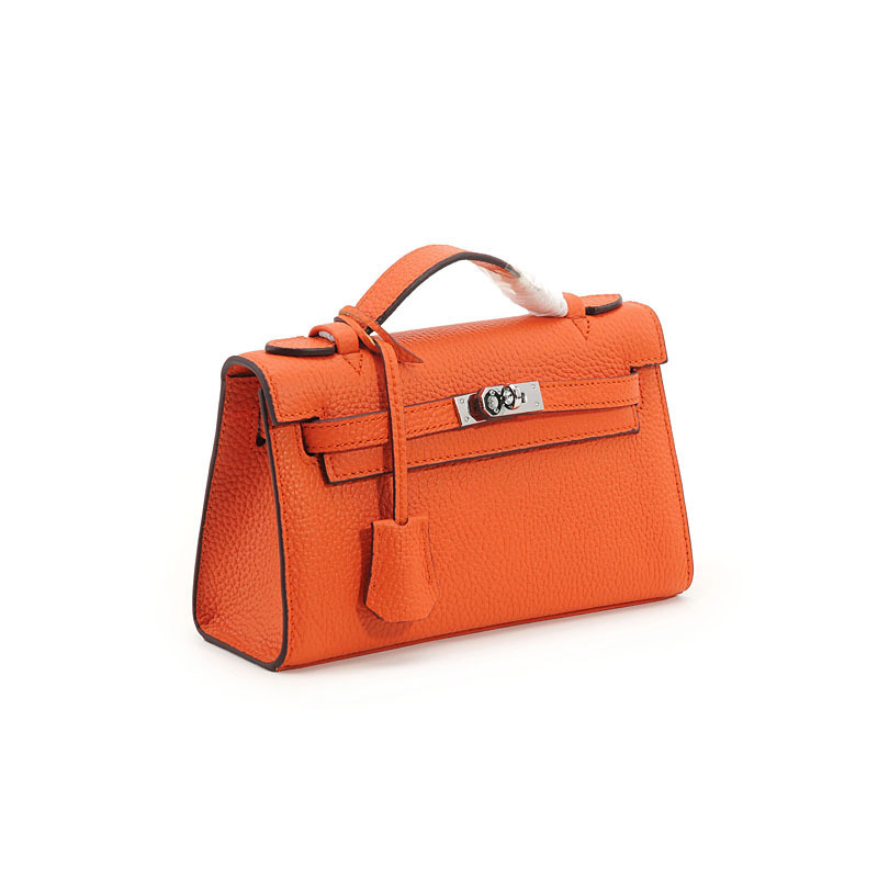 Luxurious2019 Mini Generation 2 Kylie Litchi Grain Small Square Hand Bill Of Lading Shoulder Span Package Mini- Fund Genuine Leather Woman