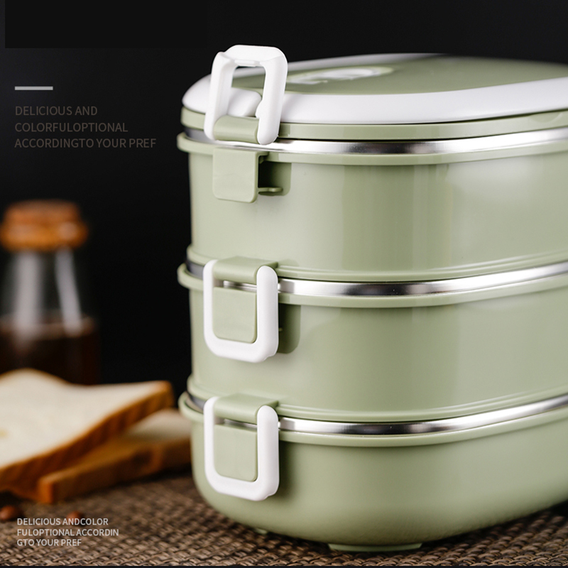 304 stainless steel insulated lunch box24