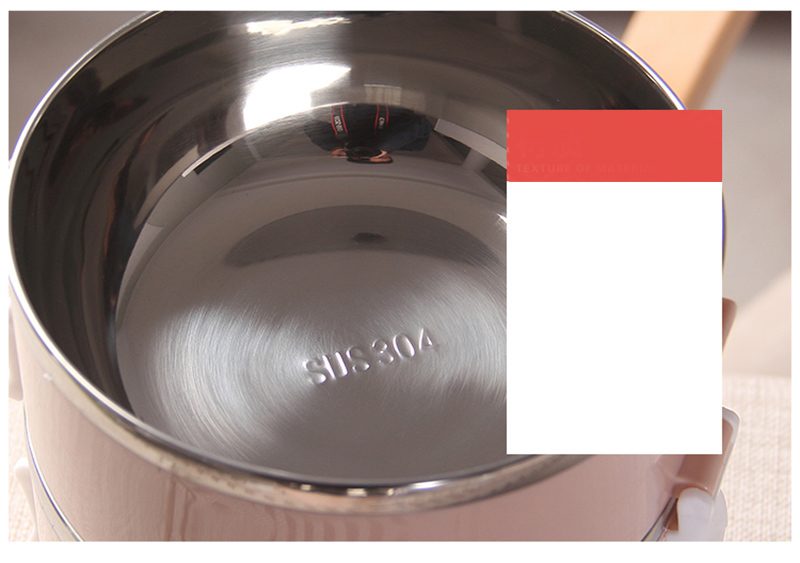 304 stainless steel Bento box 17