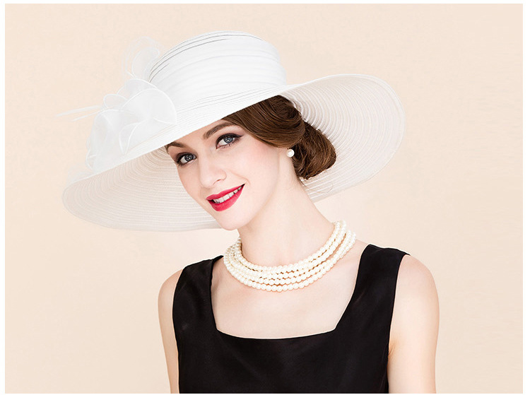 3 elegant hats for women