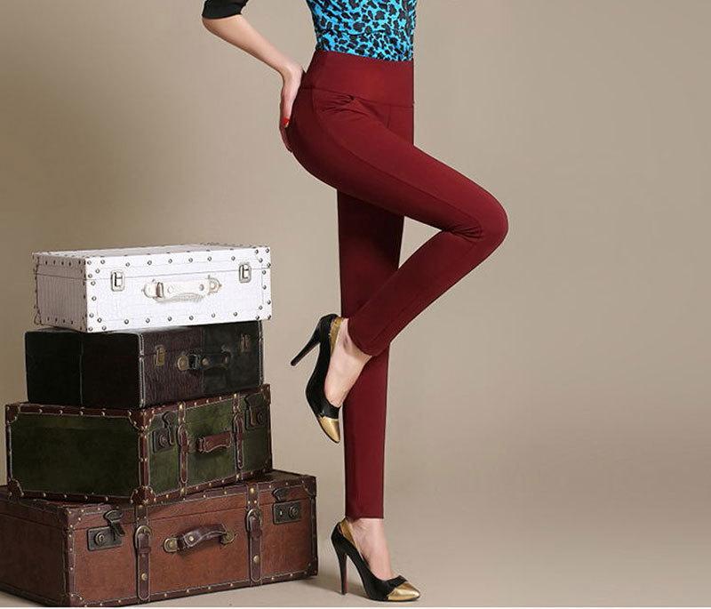 fleece trousers ladies (1)