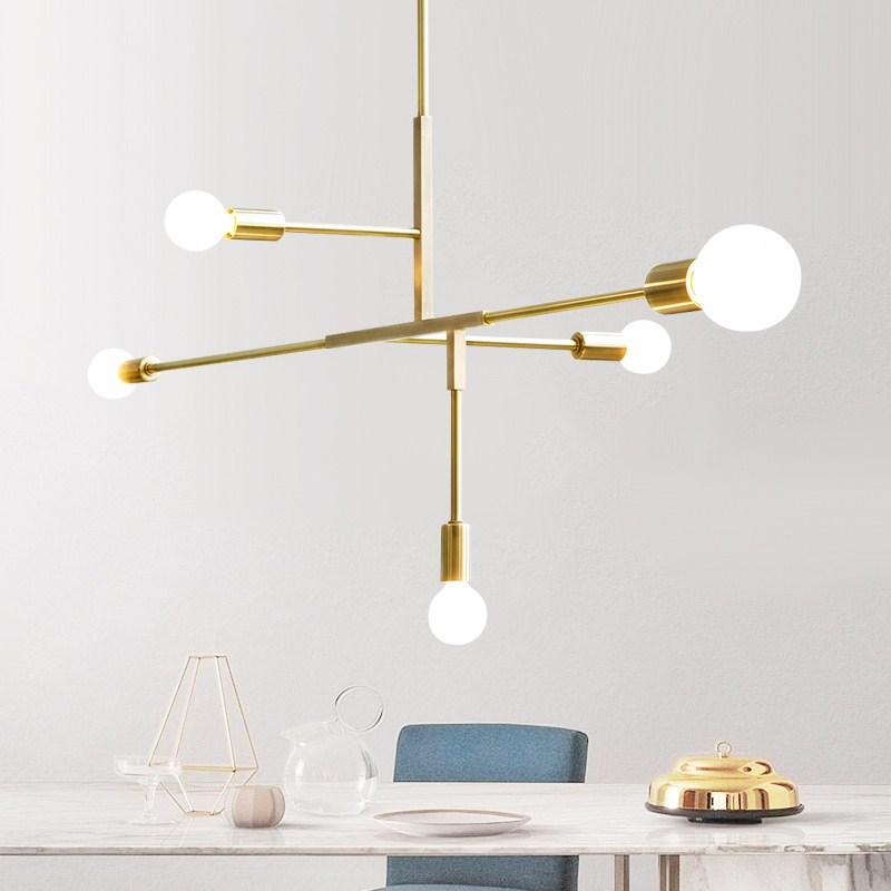 Bar Paralume per Lampada a Sospensione Semicircolare Decorativo Lamp Shade per Cucina Ristorante Arancione