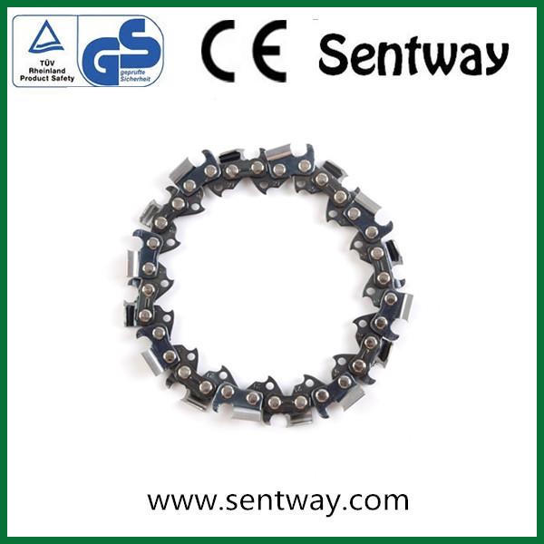 """142-3//8/"""" 0.050/"""" 45 DL 4x 12/"""" Semi Chisel Chainsaw Chain for Husqvarna t435"""
