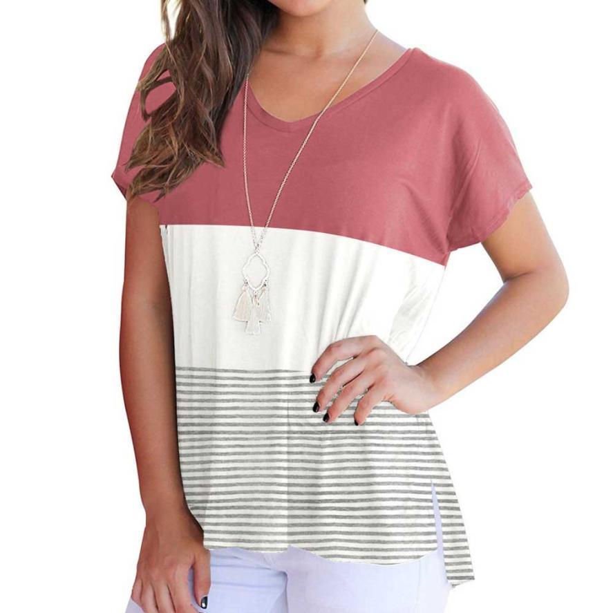 a40b610b0828 good quality Women T Shirt Round Neck Print Stitching Back Lace Womens New Sleeveless  Floral Print Summer Tunic Top Women