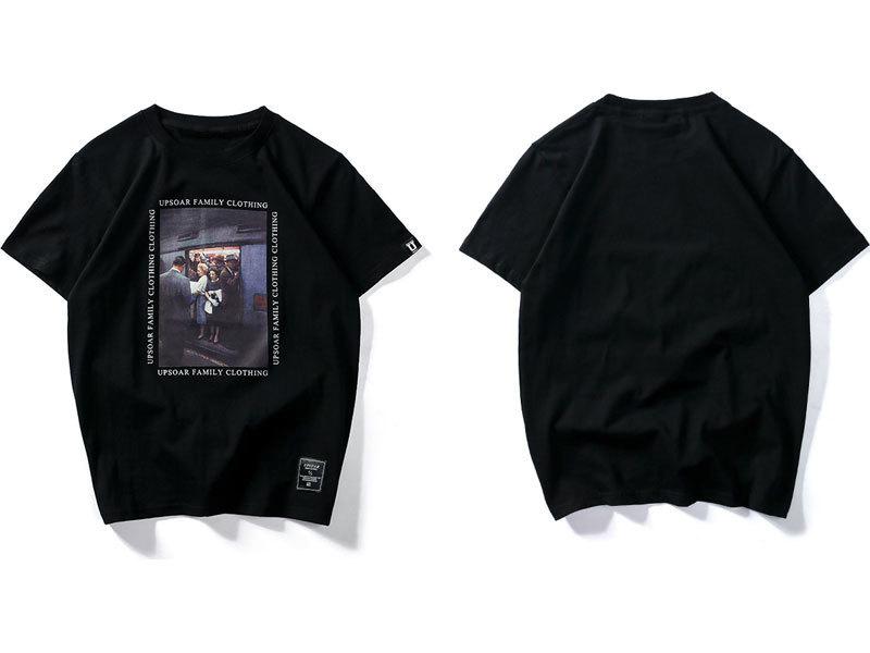 Painting Printed T Shirts 2