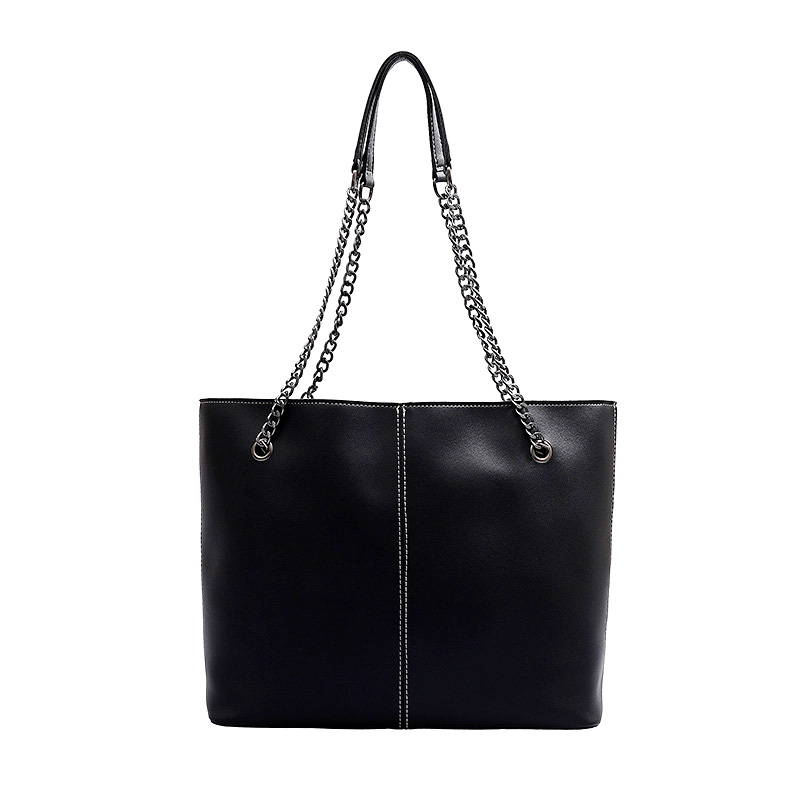 Sonbahar Ve Kış Büyük Kapasiteli Çanta Bayan 2019 Yeni-Moda Vahşi Ins Omuz Big Bag Premium Sense El Çantası