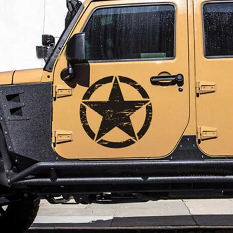 Copertura Superiore del Tetto Protezione UV per la Jeep Wrangler JK 4 Porte 2007-2018 SSXY Jeep Mesh Parasole