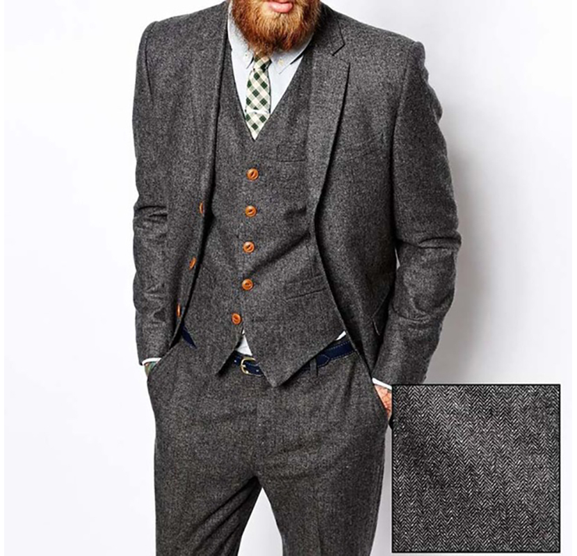 Charcoal-Grey-Tweed-Men-Suits-Slim-Fit-Formal-Tailored-Made-Groom-Prom-Blazer-3-Piece-Tuxedo.jpg_640x640