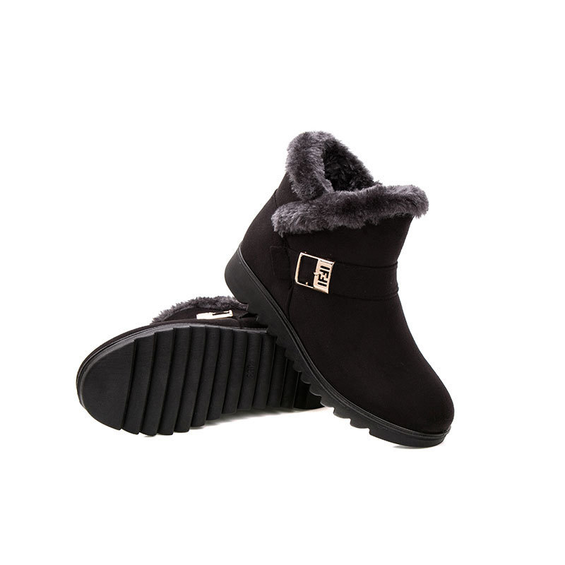 ladies winter boots size 43 snow boots sale women shoes winter women classic Non-slip, plus fleece, keep warm XXX-015
