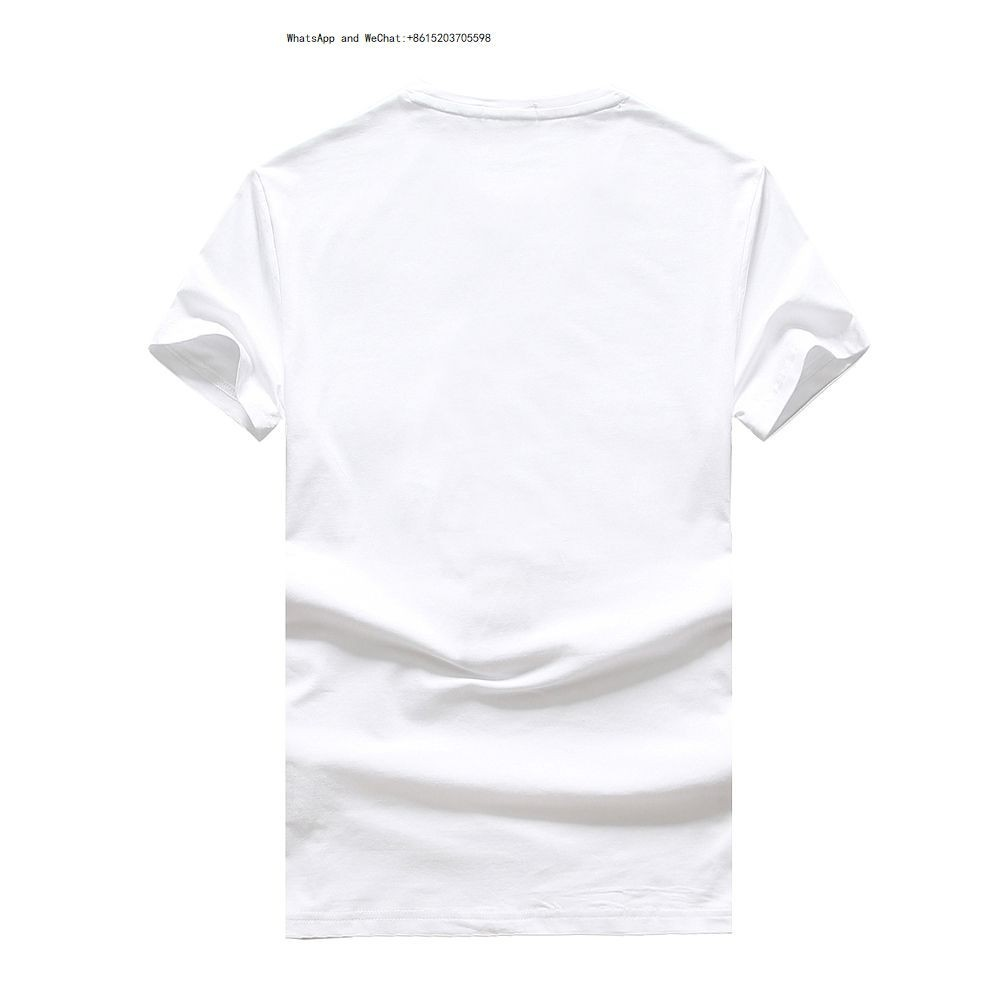 Summer New Pattern Splicing Colour Short Sleeve T shirts for men Large Code Men's Wear Youth Slim Man High Quality 0308